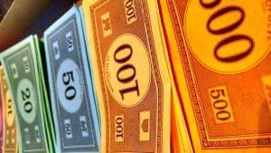 monopoly money debt free