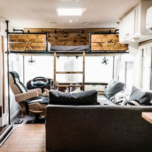 Motorhome Renovation Projects You Gotta See! - The Virtual