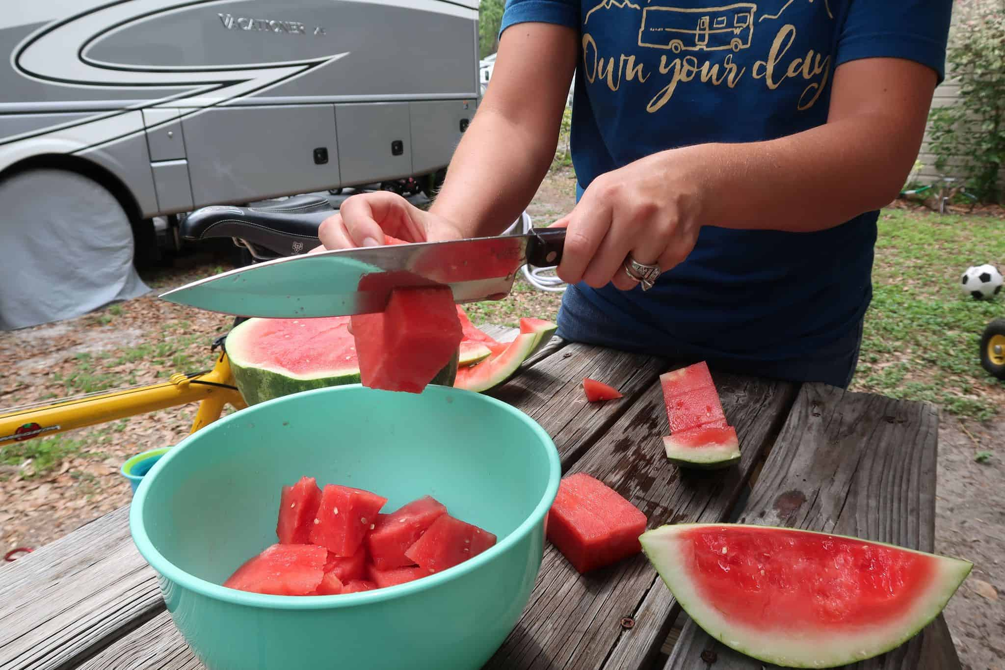 Summer RV Cooking Tips and Recipes