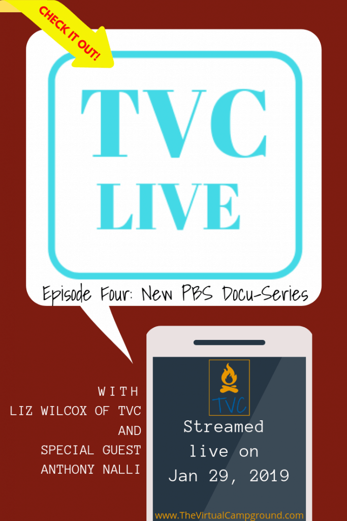 Join us on this live episode of The Virtual Campground for some serious RV entertainment. Click to see what the buzz is all about! | www.TheVirtualCampground.com