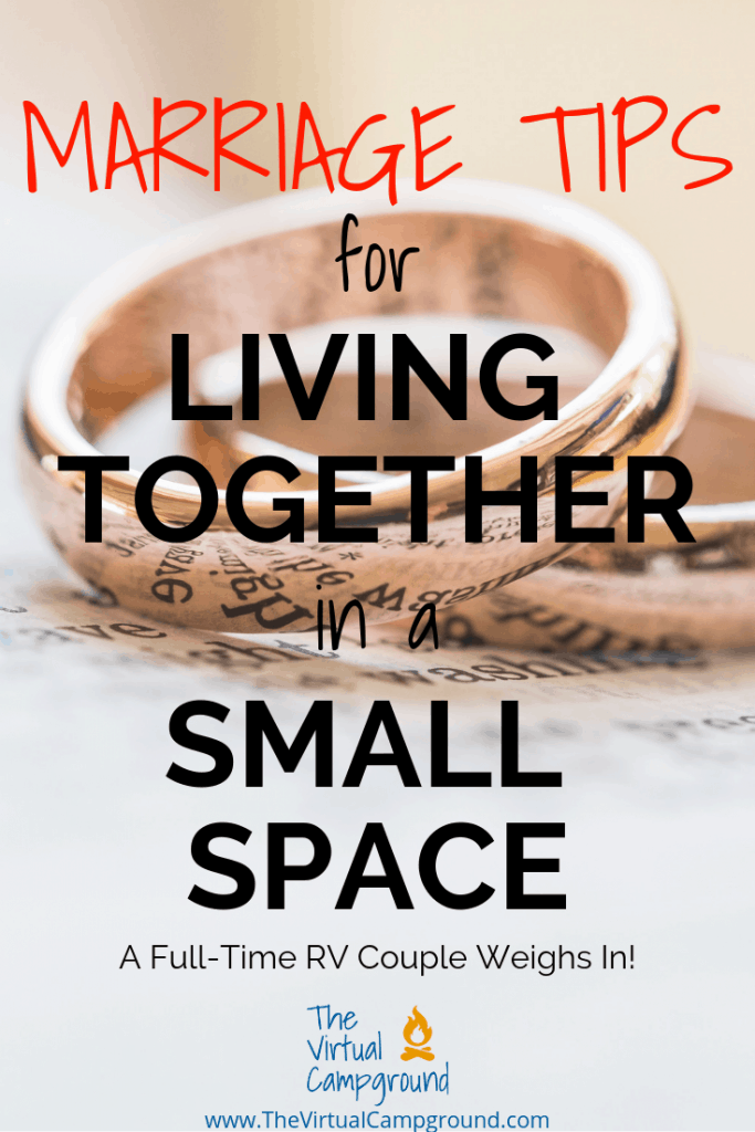 Full-time RV couple, Ed and Liz Wilcox, weigh in on what it takes to live together in a tiny home on wheels. Is life on the road an incredible adventure, or do beginner RVers need a crash course in conflict resolution before they hit the road together? Click to read more.