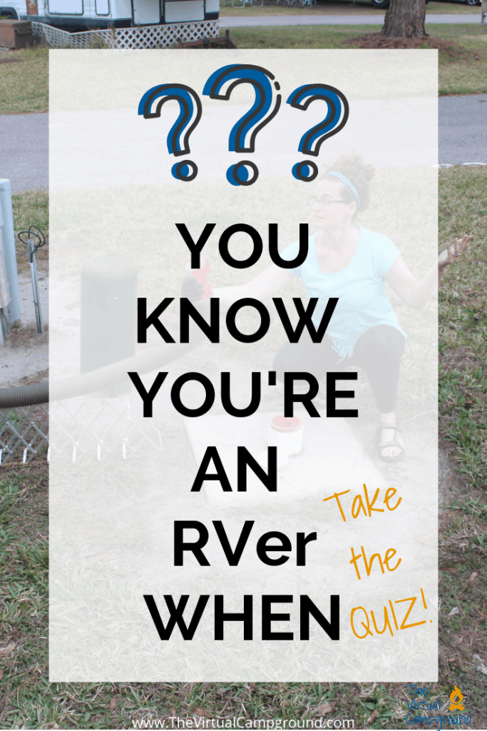 Are you a full-time RVer? You are guaranteed to get a belly laugh out of this article made of sheer comic gold! Click to see if you can relate to these situations that only a family living full-time in an RV will understand. #rvliving #rvlifestyle #rvcampgrounds #boondocking #fulltimervliving #travel #rvtravel #funny #rvcouple #fulltimetravel #rv #rvhumor #humor #funnystuff