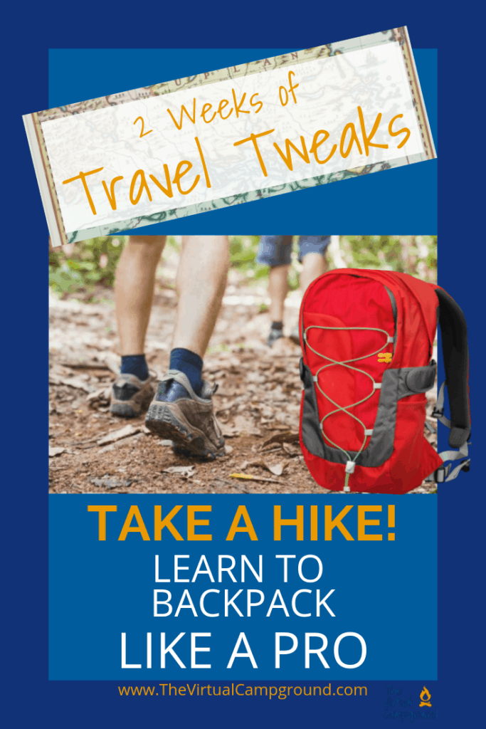 Join us for two weeks of travel hacks and tweaks that will make your journeys the best so far. Today we're learning how to take a hike from the pros! Join us for these tips that may just lighten your load or key you into the perfect hiking gear that you may be missing!