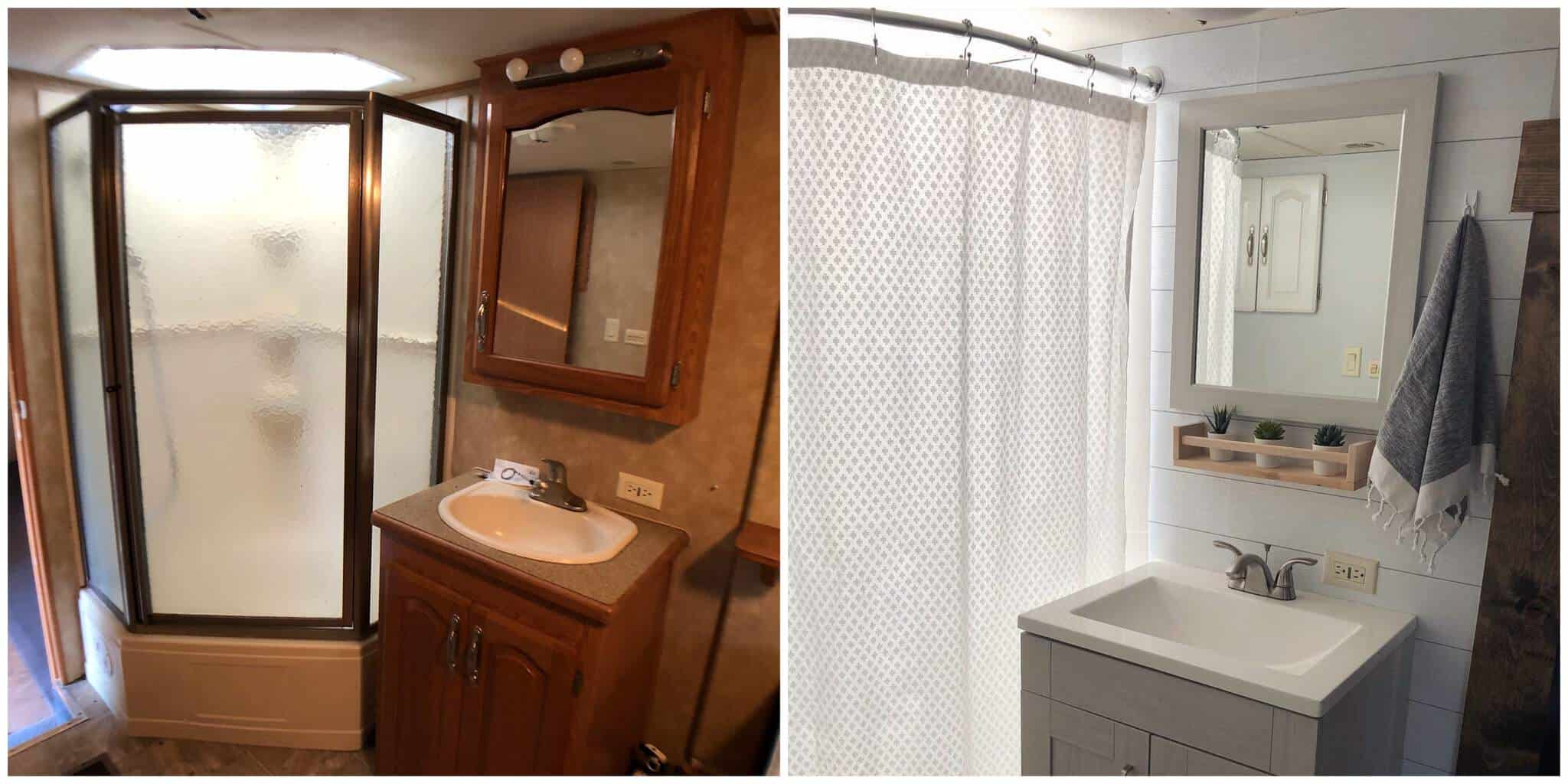 True Confessions Of An Rv Remodel The Virtual Campground