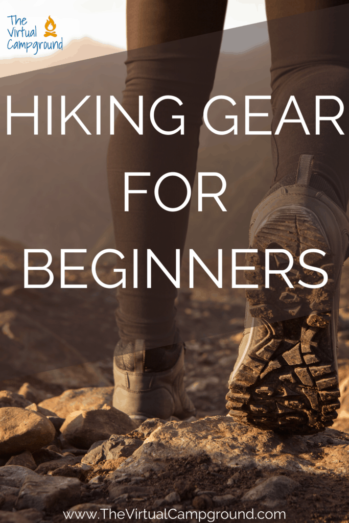 Beginner hikers need look no further for a list of stuff to bring on your next camping or hiking trip.
