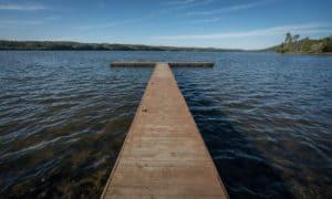 Lake Guntersville State Park pier