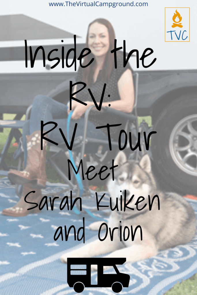 Meet Sarah Kuiken and Orion for this month's Inside the RV Tour. In this episode we interview Sarah to get her best tips and tricks for traveling solo, full-time in an RV with pets. Sarah has been on the road with her dog and cat for a year now and she has real experience to share with beginner RVers and YOU. Come take a look!