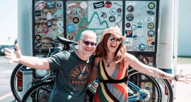 Inside the RV – April and Ken Pishna