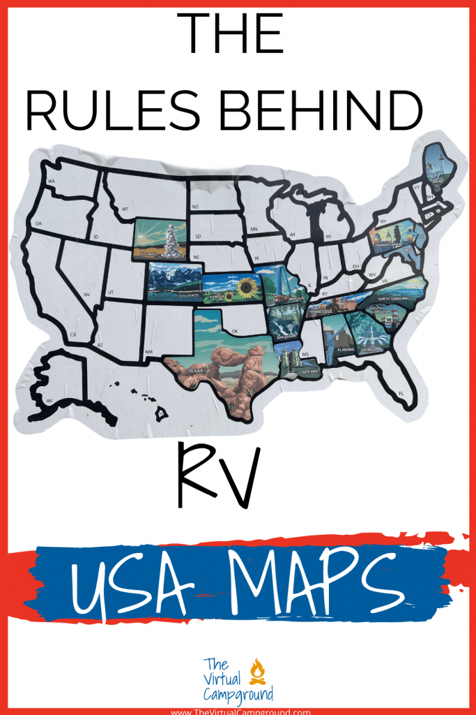 Ever wondered what the protocol is for adding a new state to your RV USA map? You might be surprised!