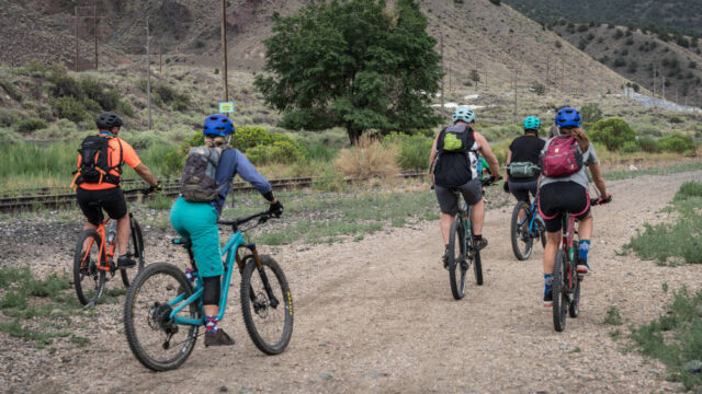 6 Mountain Biking Tips to Stay in the Saddle